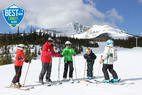 #1 Family Ski Resort: Why Big Sky is a Family Favorite - ©Michel Tallichet