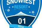 Snowiest Resort of the Week (1/2016): Kdo vstoupil do nového roku s největším sněžením? - ©Skiinfo.de