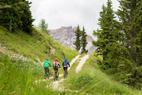 Scopri l'Alta Badia in bici d'estate - © Consorzio Turistico Alta Badia