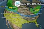Forecast Update: Winter 16/17 La Niña Lite ©Meteorologist Chris Tomer