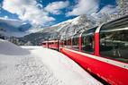 Andare a sciare in treno: 11 località facili da raggiungere - © Valais, Switzerland