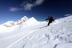 Monte Rosa Skied on Midsummer Day