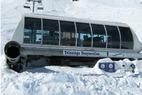 Cauterets Ski Lift Dug Out