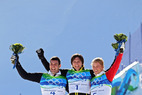 Schmid holt Ski Cross Premierensieg - ©Getty Images