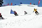 Ski Cross - DSV-Athleten überzeugen beim Europacup - ©Christoffer Leitner