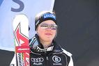 Viktoria Rebensburg gewinnt Weltmeistertitel im Super-G - ©Stefan Stankalla