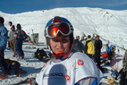 Tomas Kraus gewinnt auch Skicross-Weltcup in Pozza di Fassa - ©Heli Herdt