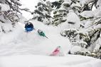Photo Gallery: 7 Feet of Powder for Tahoe - © Keoki Flagg