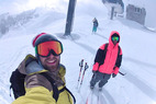 The Road to Sochi: U.S. Ski Team Athlete Travis Ganong Kicks Off the Tahoe Ski Season - © Travis Ganong