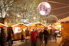 Christmas markets on route to the slopes