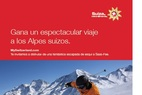 Gana un espectacular viaje a los Alpes Suizos ©Suiza Turismo