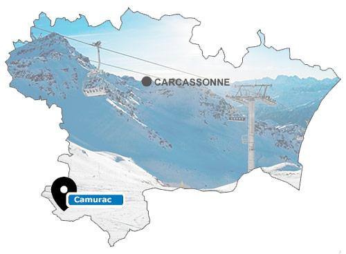 Carte des stations de ski de l'Aude (11)