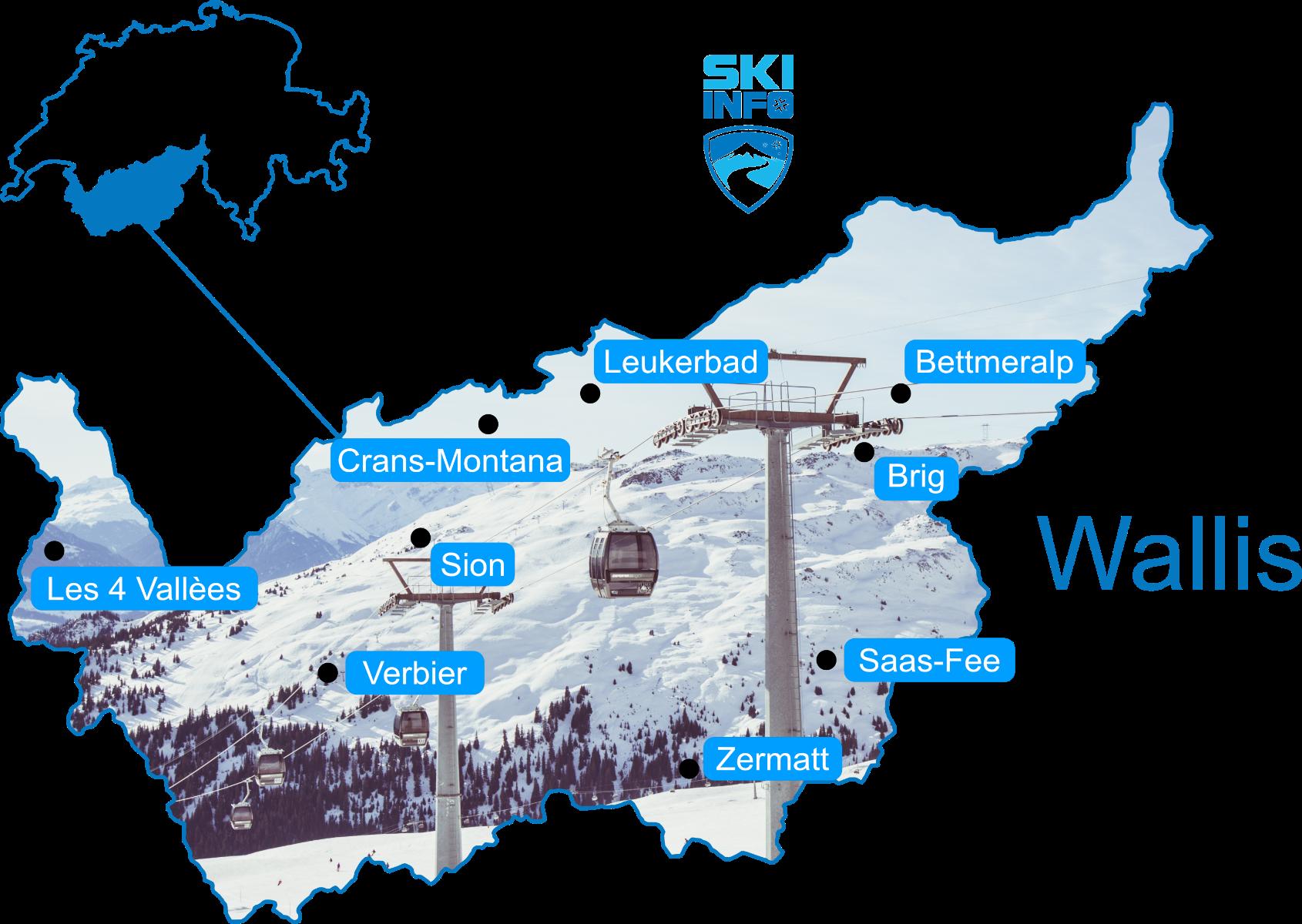 Karte Wallis