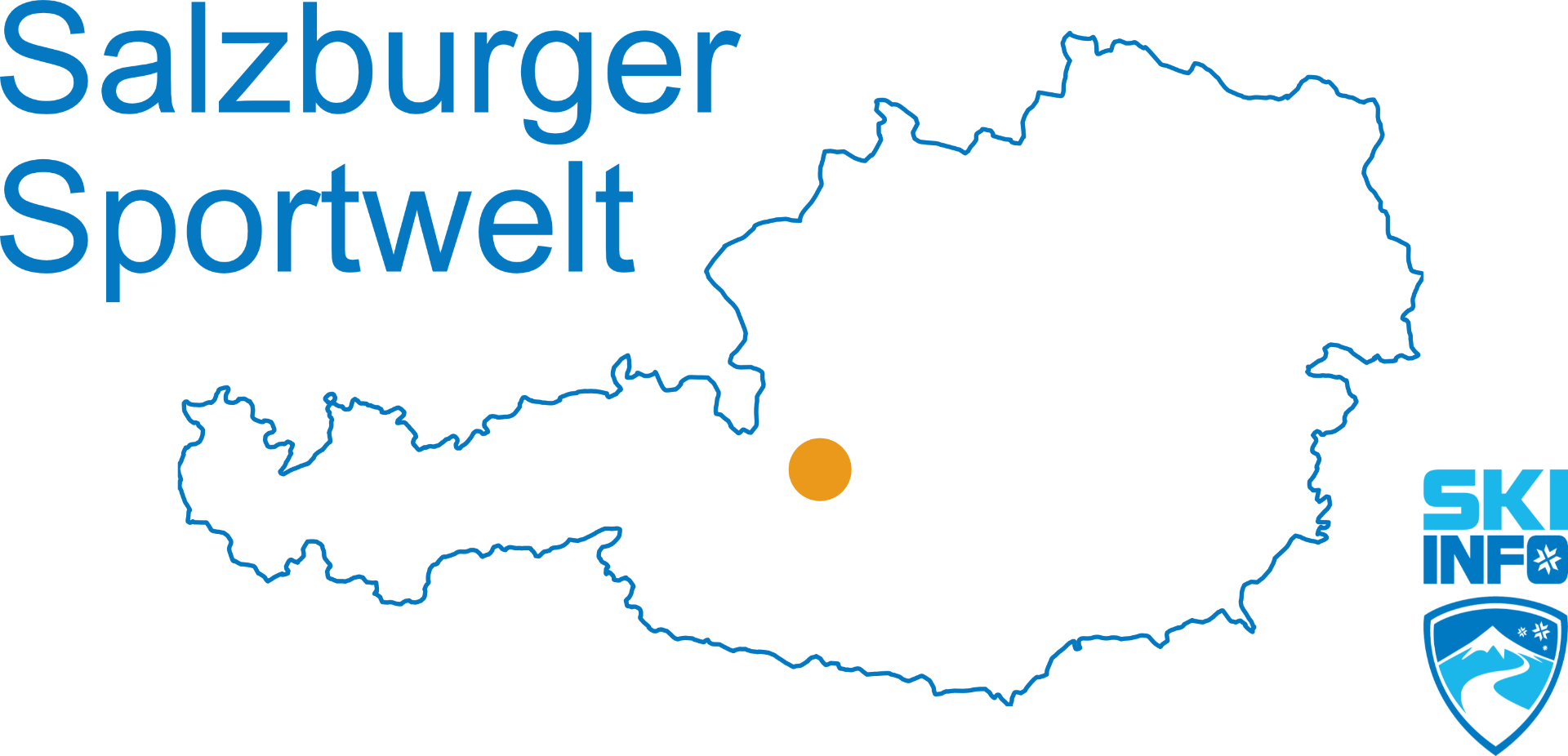 Karte Salzburger Sportwelt