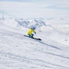Selection skis all mountain - © Atomic Austria GmbH / Mirja Geh