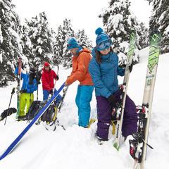 selection skis rando - © Voelkl / Obergurgl