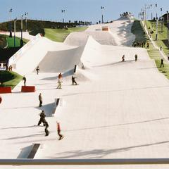 The UK's dry ski slopes - ©Halifax Ski & Snowboard Centre