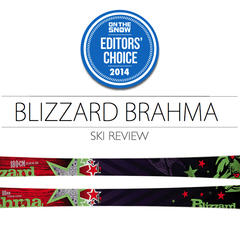 2014 Men's All-Mountain Ski Editors' Choice: Blizzard Brahma