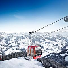 Gondola v Kitzbühelu - © medialounge