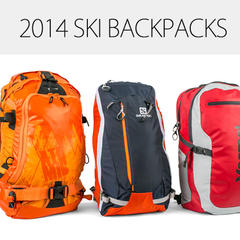 3 Ski Packs that have Your Back this Season