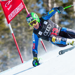 Ted Ligety racing  - © Jack Affleck