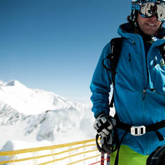Stubaier Gletscher, Österreich: Freeriden im Powder Department - ©Stubaier Gletscher