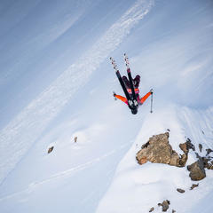 Video highlights: 2014 Freeride World Tour so far - ©D. Carlier | www.freerideworldtour.com/