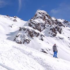 Heli skiing in Portillo - © Cindy Hirschfeld