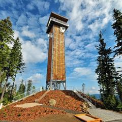 Užijte si 360° výhled z nové rozhledny na vrcholu Špičáku! - ©Jakub Goga