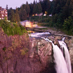 Salish Lodge Snoqualmie Falls - © Melkir/Flickr