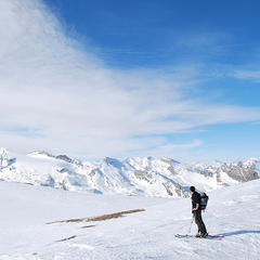 Skitour Fanellhorn (SUI, 3124 m) - © Gerhard Dreher