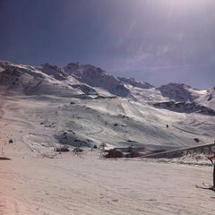 Snow report: Snow clouds are moving in again - ©Val Thorens