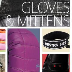2015 Gloves & Mittens