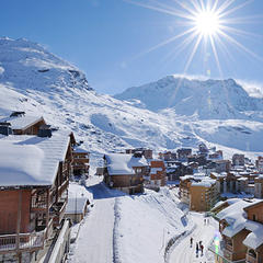 3-day snow forecast: 48cm for the Alps - ©OT Val Thorens