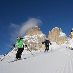 10 motivi per sciare in Val di Fassa - ©APT Val di Fassa - R. Brunel
