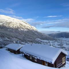 Lyžiarske stredisko Voss (Nórsko) - © Voss