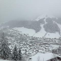 Powder alarms for French Alps on Wed. Jan. 14 - ©Morzine Avoriaz