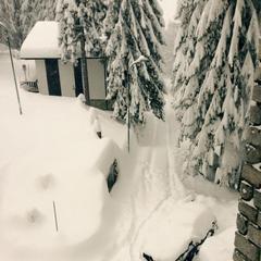 Veľa nového snehu v talianskom stredisku Madesimo - © Betta Cattaneo