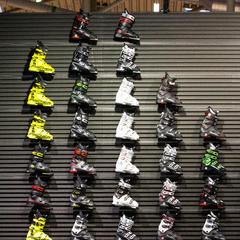 Fischer boots at ispo 2015 - ©Skiinfo