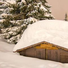 Snow forecast: More than a metre for French Alps - ©Avoriaz