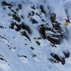 Gallery: Freeride World Tour Final in Verbier - ©J. Bernard | Freeride World Tour
