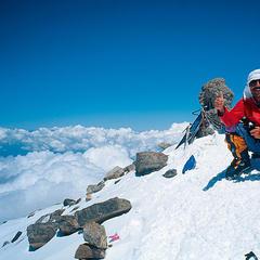 Impressionen aus Sieben Welten - Seven Summits: Mein Weg zu den höchsten Gipfeln aller Kontinente  - ©Tyrolia Verlag