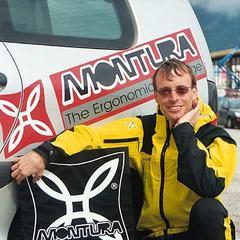 Montura ist Partner des Wettkampf-Skibergsteigers - ©Rolf Majcen