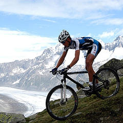 Impressionen - © www.aletsch-bikemarathon.ch