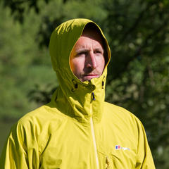 Berghaus Light Speed Hydroshell - ©Bergleben.de