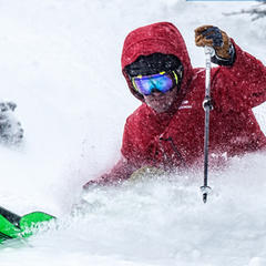 Ski Buyers' Guide: 2015/2016 Men's Powder Skis - ©Liam Doran