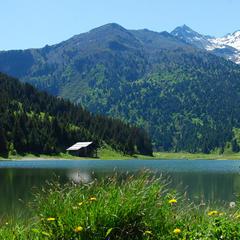 Méribel: Pohodová dovolená vysoko v Savojských Alpách - ©© JM Gouedard / Meribel Tourisme
