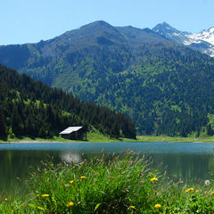 Méribel: Pokojná dovolenka vysoko v Savojských Alpách - ©© JM Gouedard / Meribel Tourisme