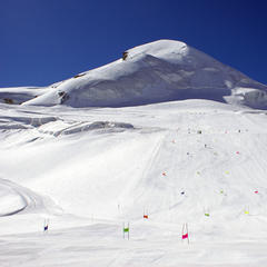 Letná lyžovačka na ľadovci v Saas-Fee - © Saastal Marketing AG