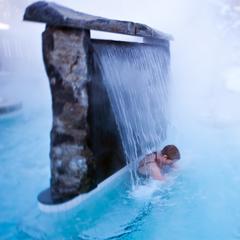 Scandinave Spa - © Tourism Whistler